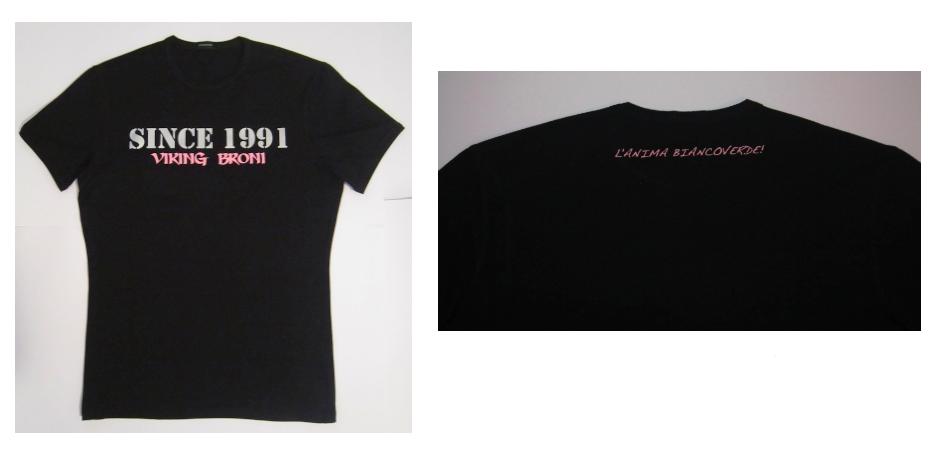 T-Shirt Nera 2013