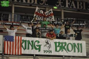 19 Ottobre 2013 -Viking Broni ad Ancona n'2-