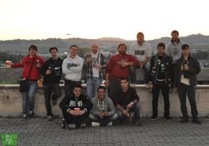 19 Ottobre 2013 -Viking Broni ad Ancona n'3-