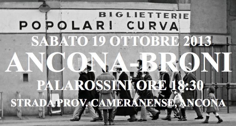 Presentazione Ancona-Broni