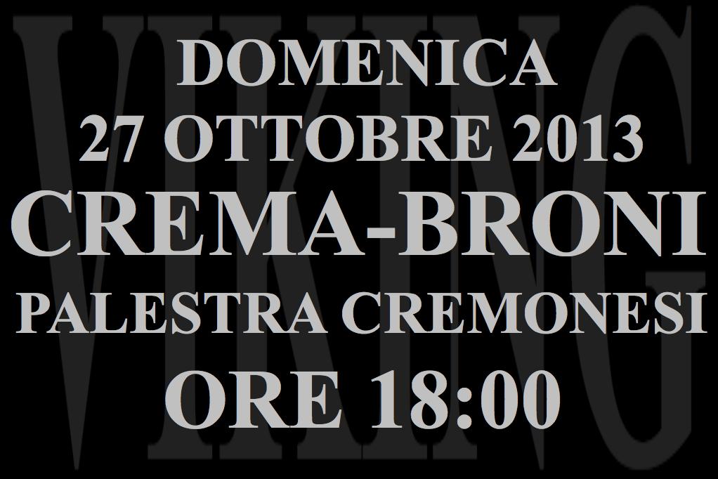 Presentazione Crema-Broni