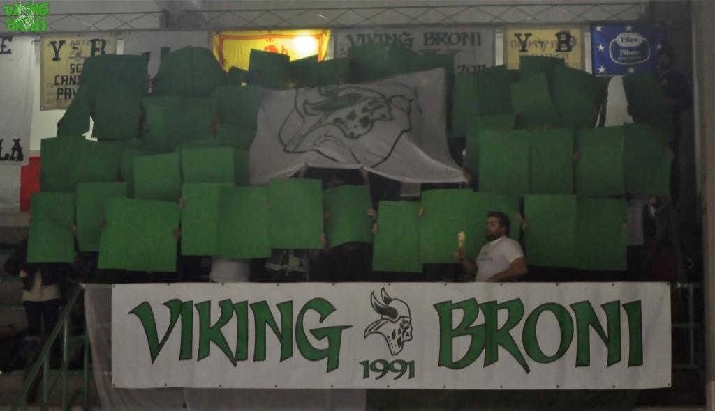 17 Novembre 2013 -Viking Broni con Civitanova-