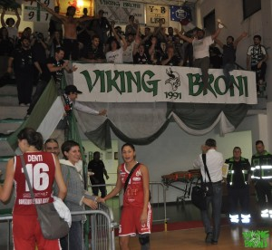 3 Novembre 2013 -Viking Broni con Ferrara n°2-