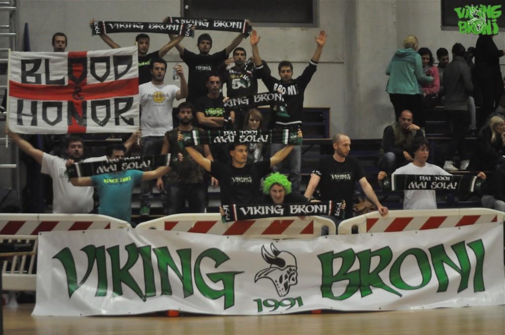 9 Novembre 2013 -Viking Broni a San Pietro in Casale con Bologna-