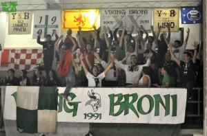 8 Dicembre 2013 -Viking Broni con Ancona n°2-