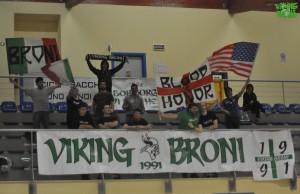 19 Gennaio 2014 -Viking Broni a Civitanova-