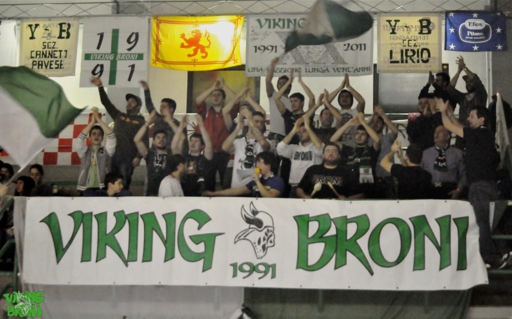 16 Febbraio 2014 -Viking Broni con Catania-