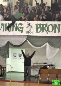 2 Febbario 2014 Broni-Battipaglia (fine partita)