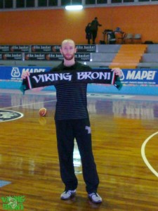23 Febbraio 2014 -Viking Broni a Napoli-