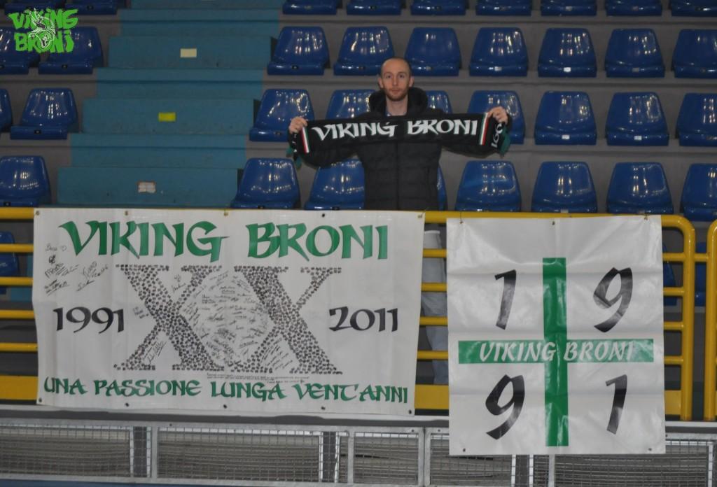 9 Febbraio 2014 -Viking Broni ad Ariano Irpino-