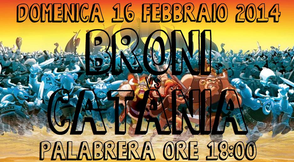 Presentazione Broni-Catania