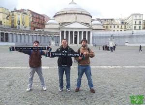 2 Marzo 2014 -Vikinghi in Piazza Plebiscito a Napoli-