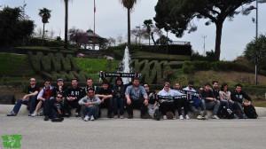 22 Marzo 2014 -Vikinghi ai Giardini di Villa Bellini a Catania-