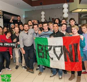 31 Marzo 2014 -Al Cafè Commercio-