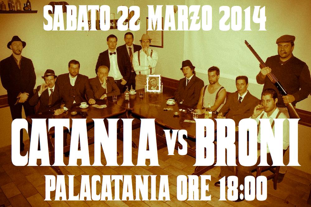 Presentazione Catania-Broni