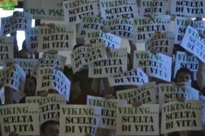 6 Aprile 2014 -Viking Broni con Napoli n°2-