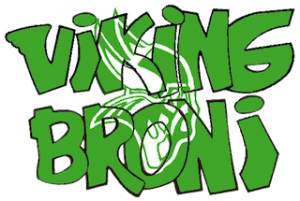 Logo Viking Broni Trasparente